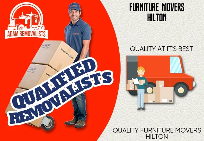 Furniture Movers Hilton