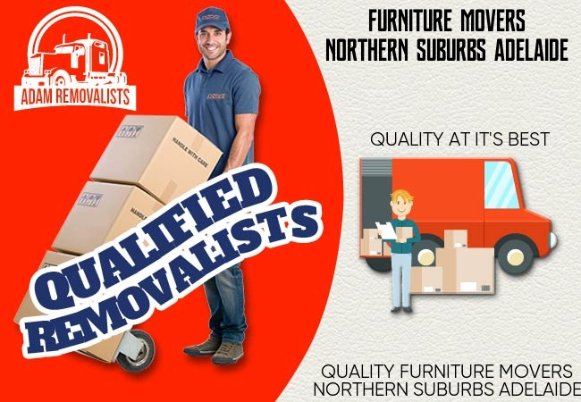 Furniture Movers Northern Suburbs Adelaide