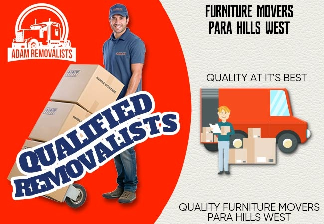 Furniture Movers Para Hills West