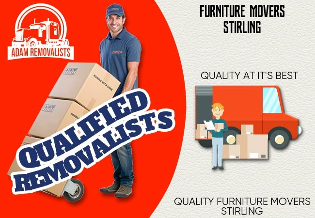 Furniture Movers Stirling