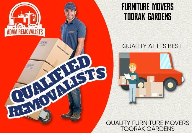 Furniture Movers Toorak Gardens