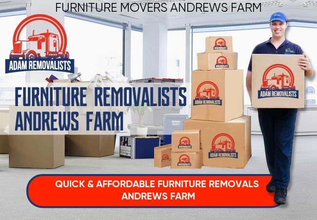 Furniture Removalists Andrews Farm