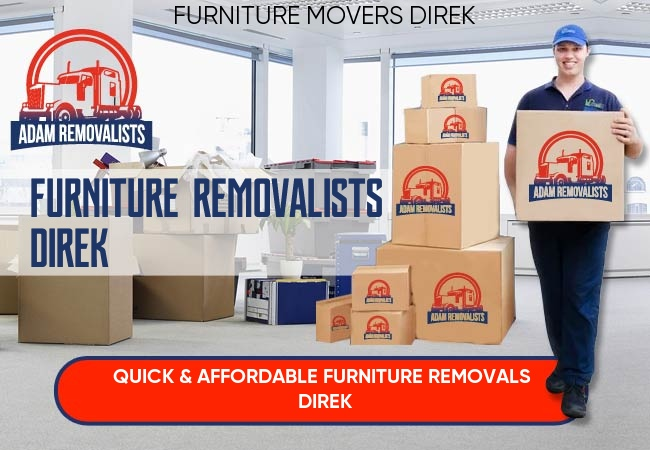 Furniture Removalists Direk