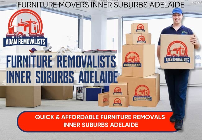 Furniture Removalists Inner Suburbs Adelaide