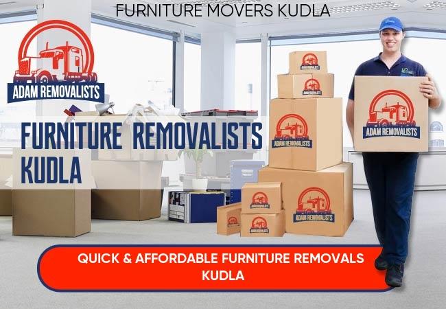Furniture Removalists Kudla