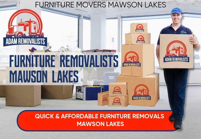 Furniture Removalists Mawson Lakes