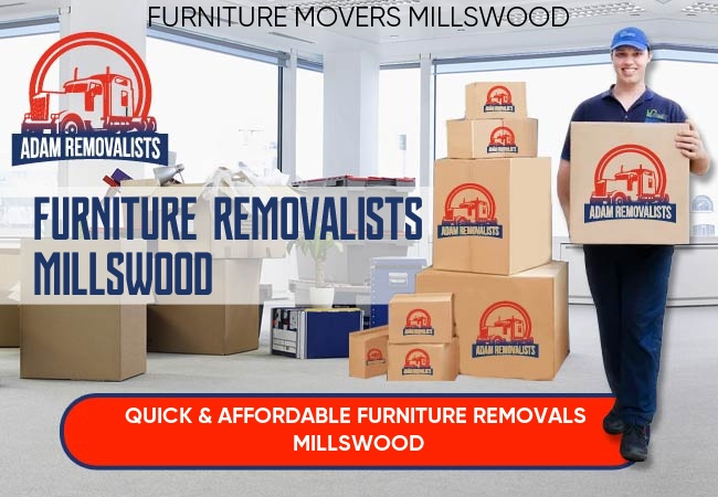 Furniture Removalists Millswood
