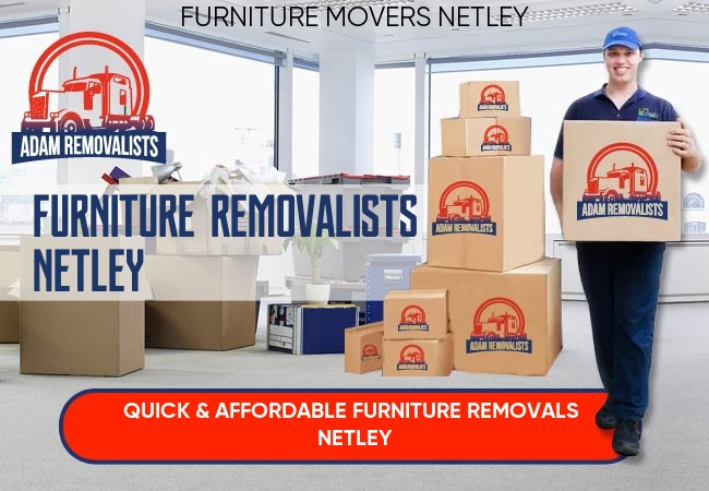 Furniture Removalists Netley