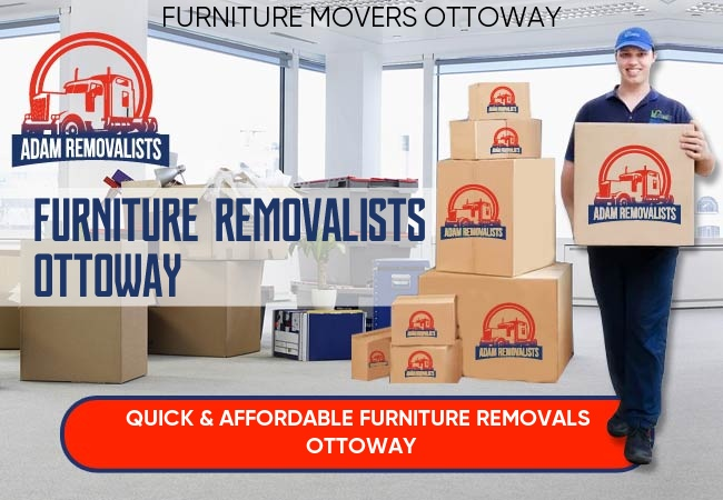 Furniture Removalists Ottoway