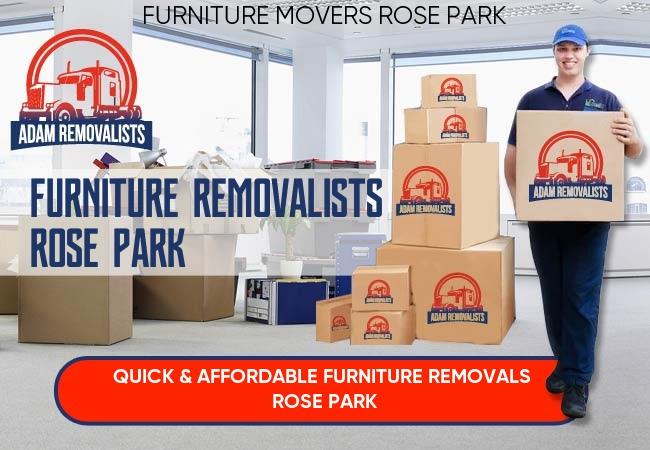 Furniture Removalists Rose Park