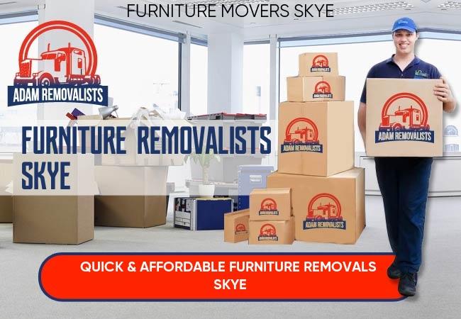 Furniture Removalists Skye