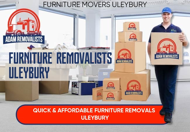 Furniture Removalists Uleybury