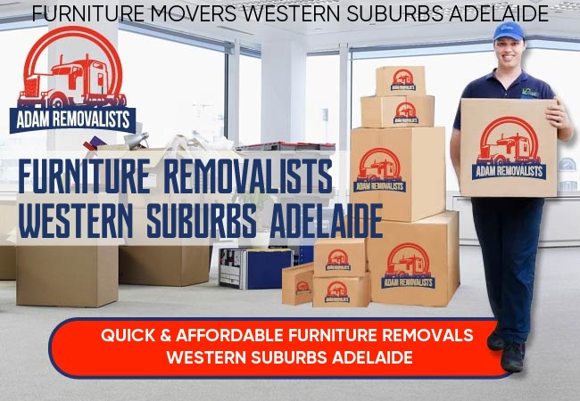 Furniture Removalists Western Suburbs Adelaide